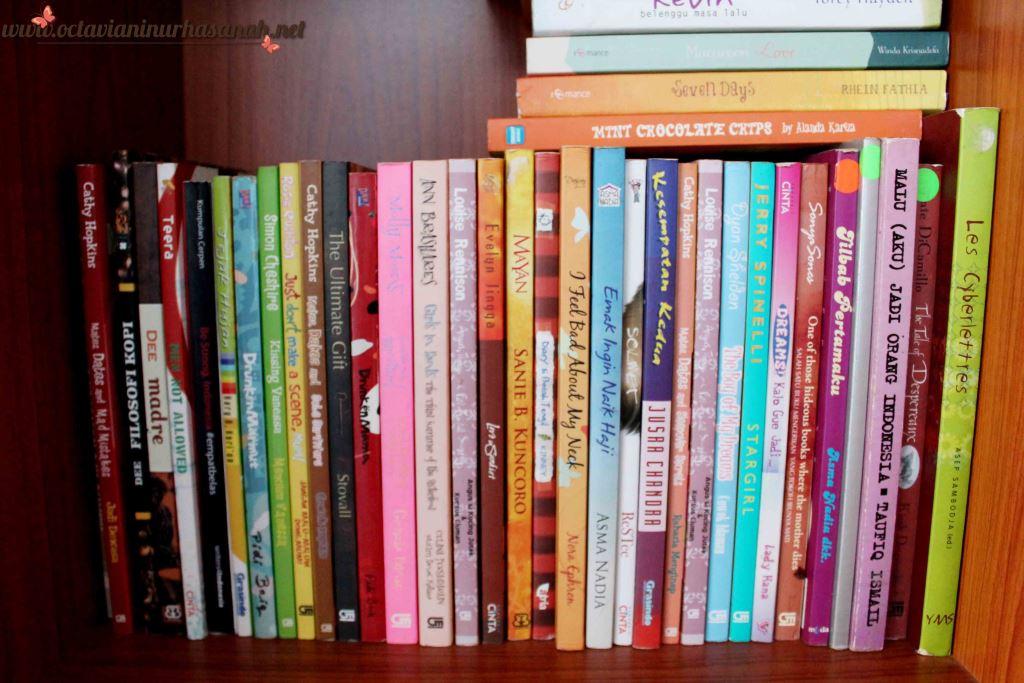 Novel-Novel Indonesia