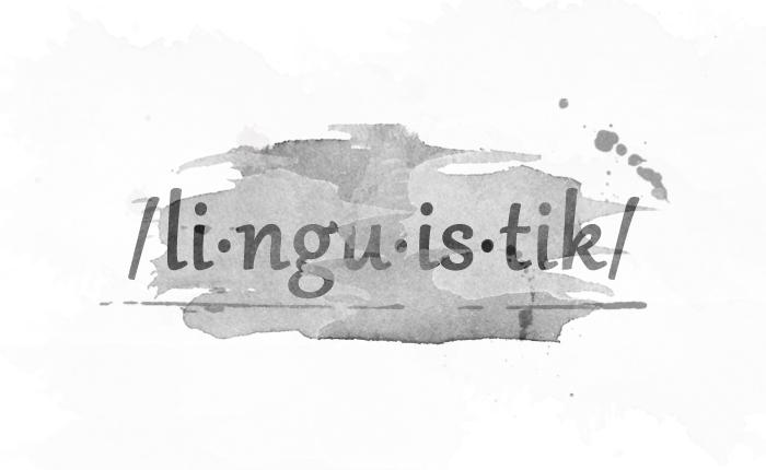 Penelitian Linguistik